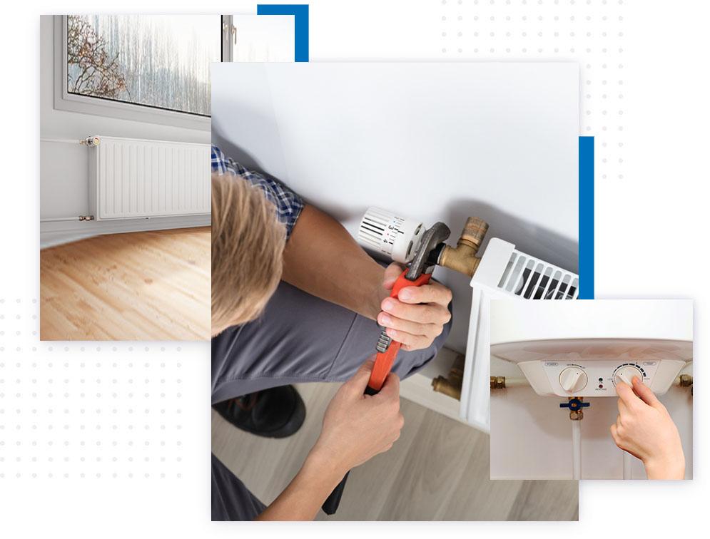 Centrale verwarming Rumst Sanitair specialist Rumst.